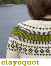 Clayoquot Cardigan by Tin Can Knits