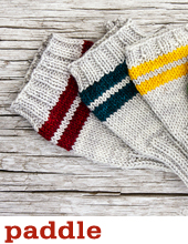 Paddle by Tin Can Knits