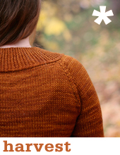 Harvest Cardigan by Tin Can Knits