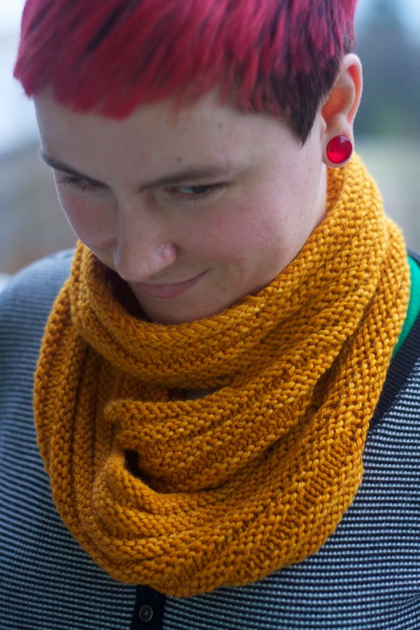 Arbutus in Tosh DK, Warm Maize