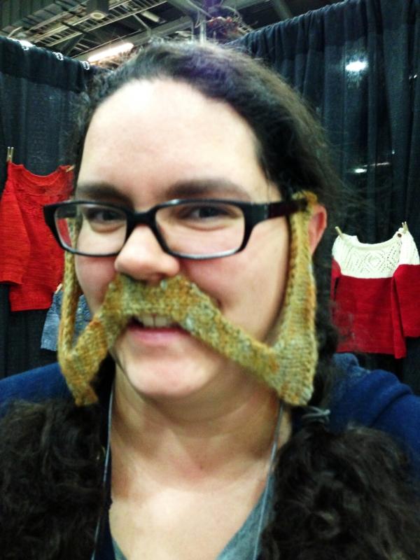 Mustache Fun!