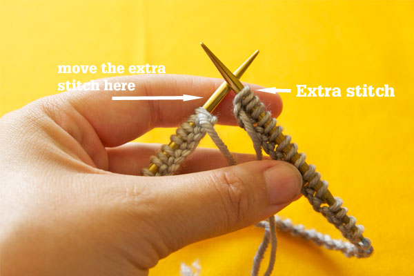 Casting On for Knitting in the Round (on Circulars) Tin Can Knits