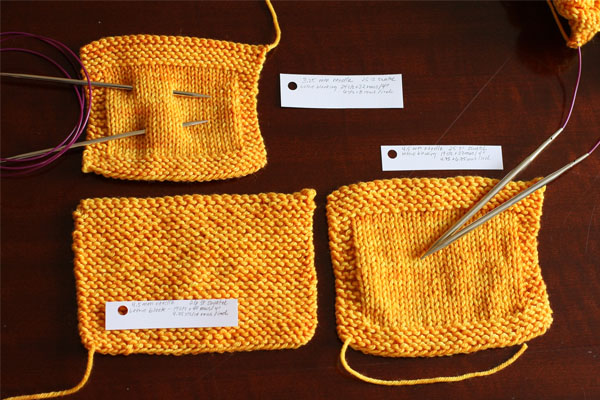 Knitting Stitches To The Inch : Gauge in Knitting Tin Can Knits