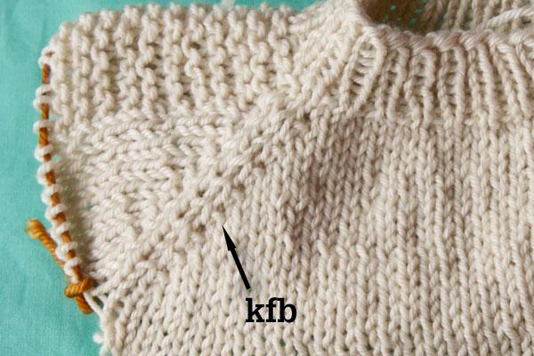 Knitting Instructions Kfb : Kfbcomplete