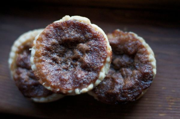 Aunty Diane's famous butter tarts