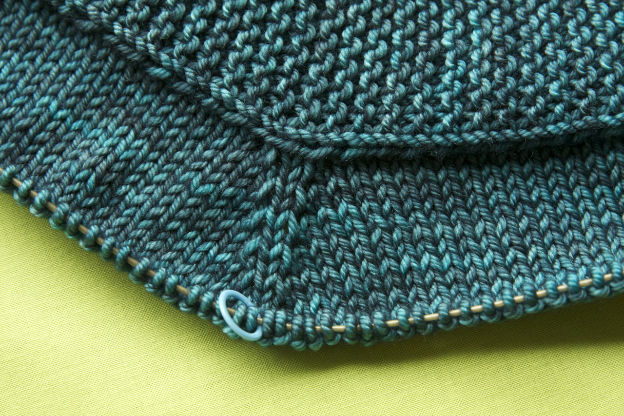 Increase Knit Stitch Beginning Row : Let s Knit a Cardigan Tin Can Knits