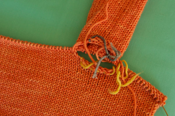 Knitting Stitches On Waste Yarn : Let s Knit an Antler Cardi Tin Can Knits