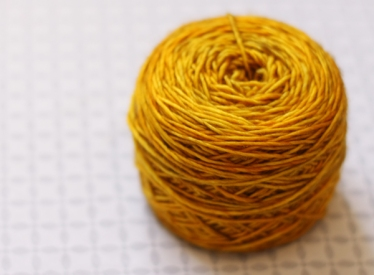 1 skein of Madelinetosh 'tosh merino DK' (225 yds) ... this would work beautifully for the Rosewater hat too!