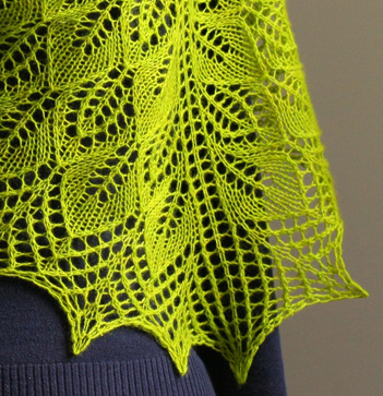 Photosynthesis Shawl