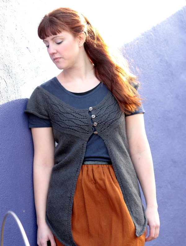 Low Tide Cardigan by Tin Can Knits