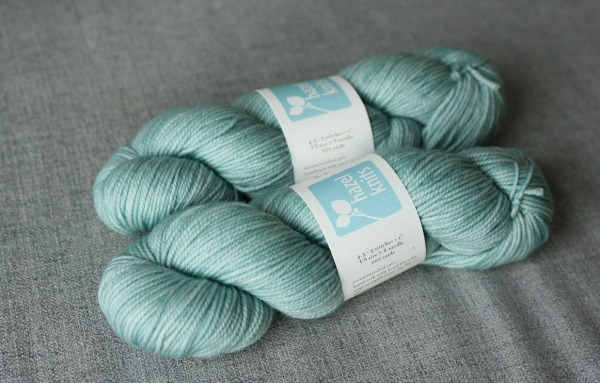 Hazel Knits is just one of the gorgeous yarns in this collection!