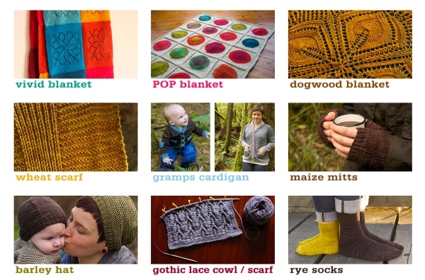 Tin Can Knits Tutorials
