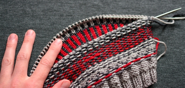 How to knit Fair Isle patterns | Tin Can Knits