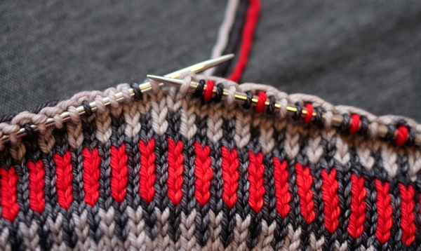 Fair Isle Knitting Patterns Free : How to knit Fair Isle patterns Tin Can Knits