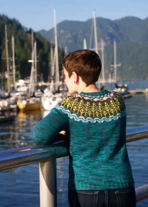 North Shore Pullover from Pacific Knits