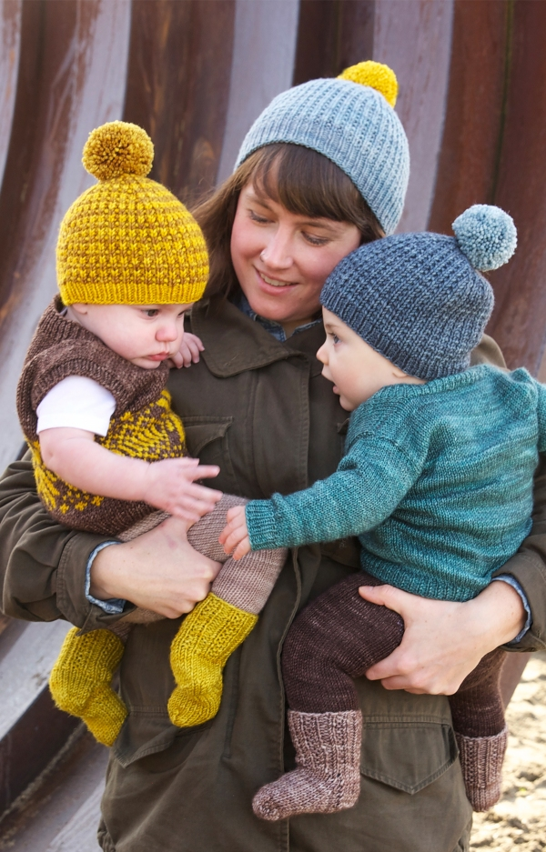 Bumble Beanie by Tin Can Knits