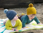 Bumble Beanie by Tin CanKnits