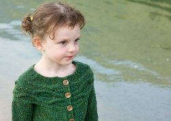 Caribou Cardigan by TIn Can Knits
