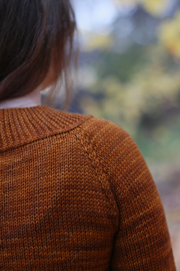 Harvest Cardigan Pattern