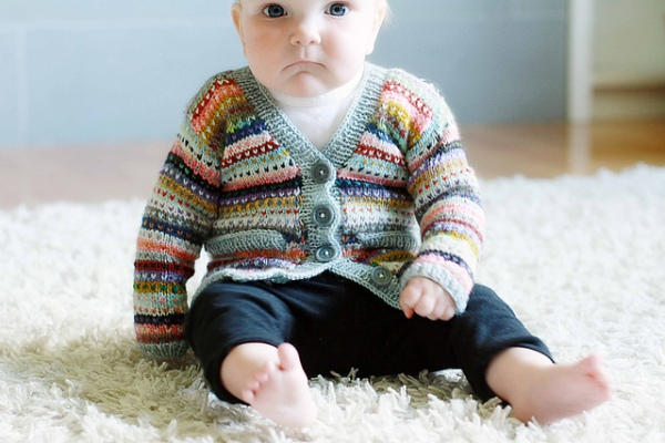 Playdate Cardigan