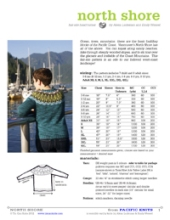 North Shore Pullover by Tin Can Knits