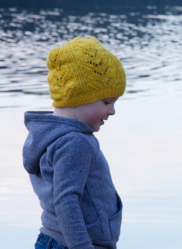 Loch Beanie by Tin Can Knits