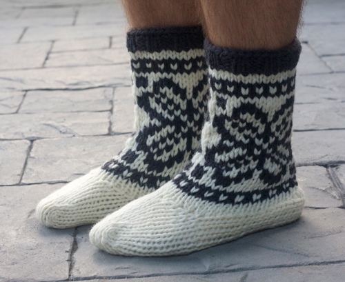 Mukluks by Tin Can Knits