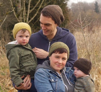 Barley Hat by Tin Can Knits