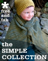 The Simple Collection by Tin Can Knits