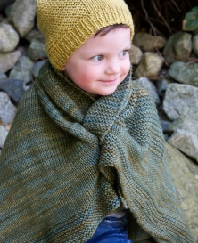 Malt Blanket by Tin Can Knits
