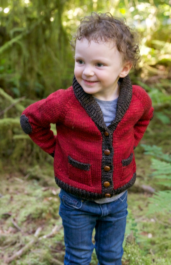 d78e02296d2dc8 Sweater Techniques Series – Gramps Baby Cardigan – 3   6   Top-Down ...