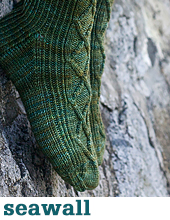 Seawall Socks by Tin Can Knits