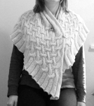 Drift Shawl by Tin Can Knits