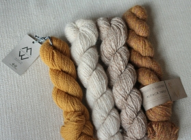 Alpaca Tweed by The Border Mill and Scottish Buachaille