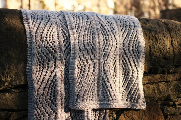 Redcedar Stole by Tin Can Knits