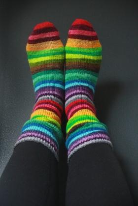 rainbowsocks