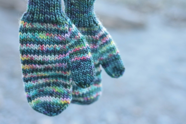 The World's Simplest Mitten
