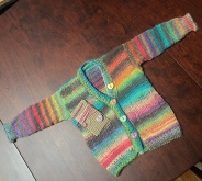 suewilkins used a self-striping yarn