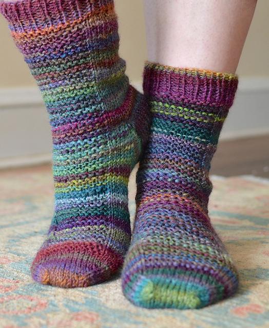 debby's rye socks
