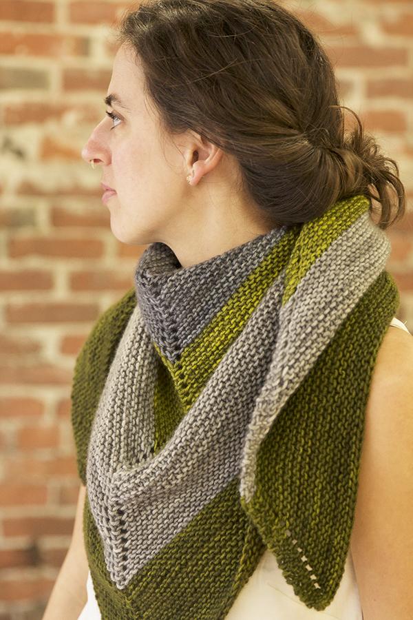 Knit Shawl Pattern Ton Lace and Mock Cable Shawl Knitting Pattern