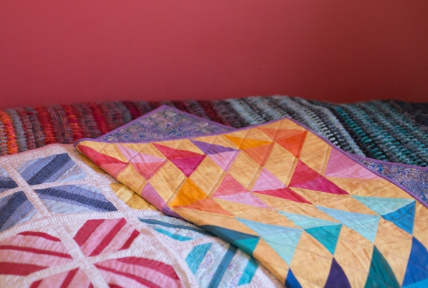 Neve Triangle Quilt