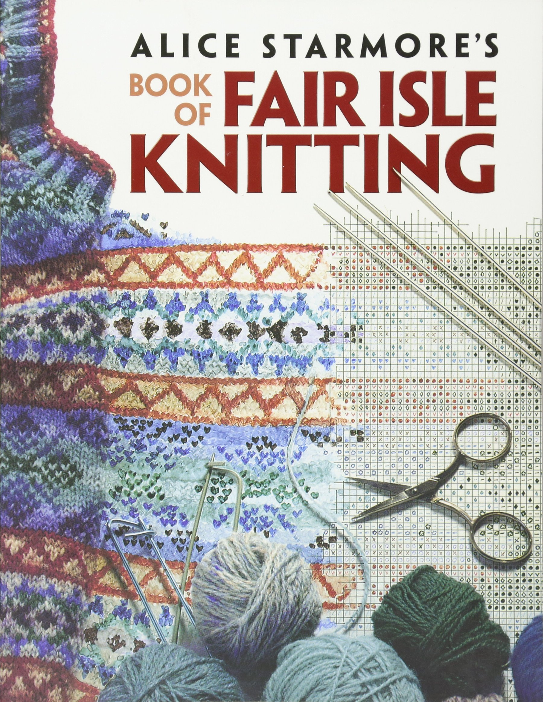 Bibliography For Stranded Colourwork Tin Can Knits