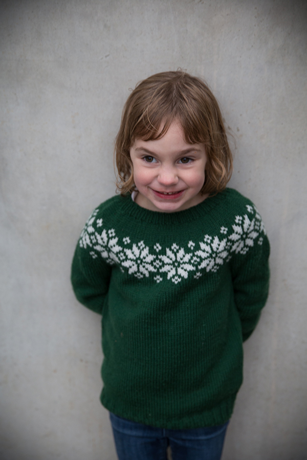 Snowflakes for Bodhi | Tin Can Knits