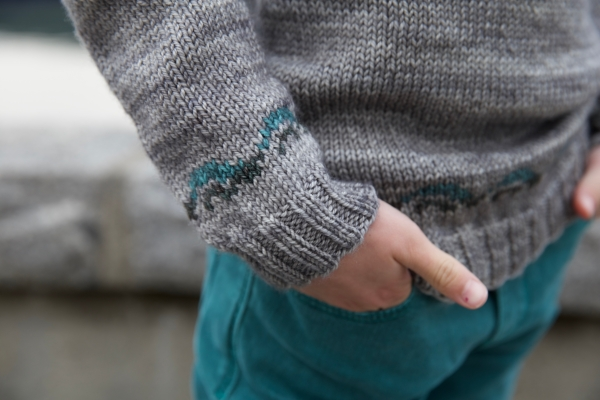 Knitting Hack: the provisional cast on