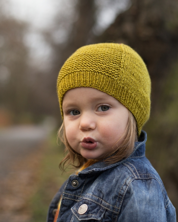 Barley Light Hat Pattern