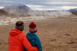 Hot Steam Vents