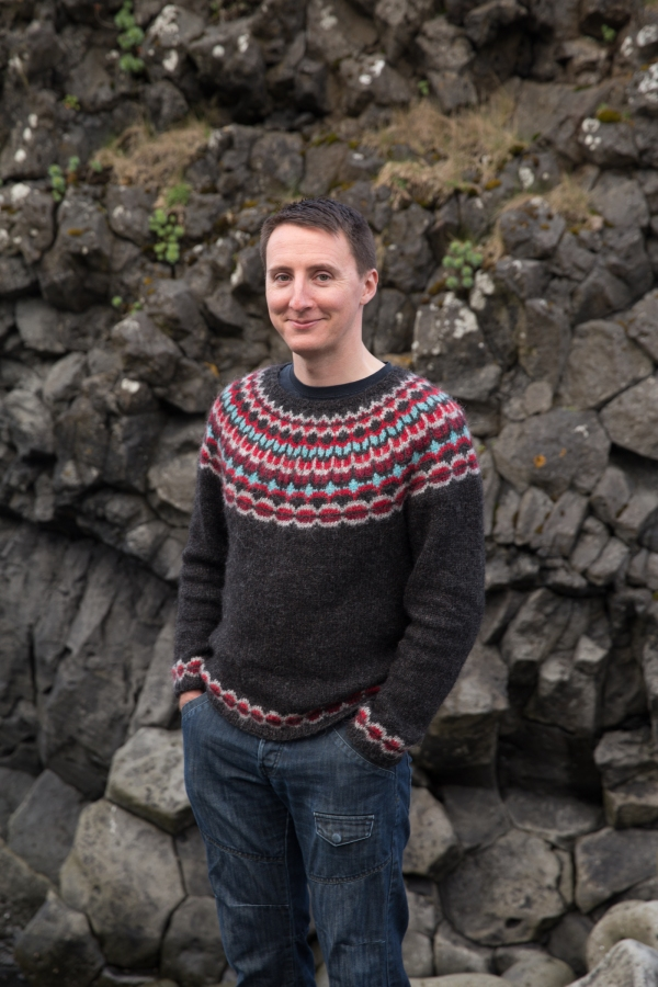 Almanac sweater (link to pattern for sale)