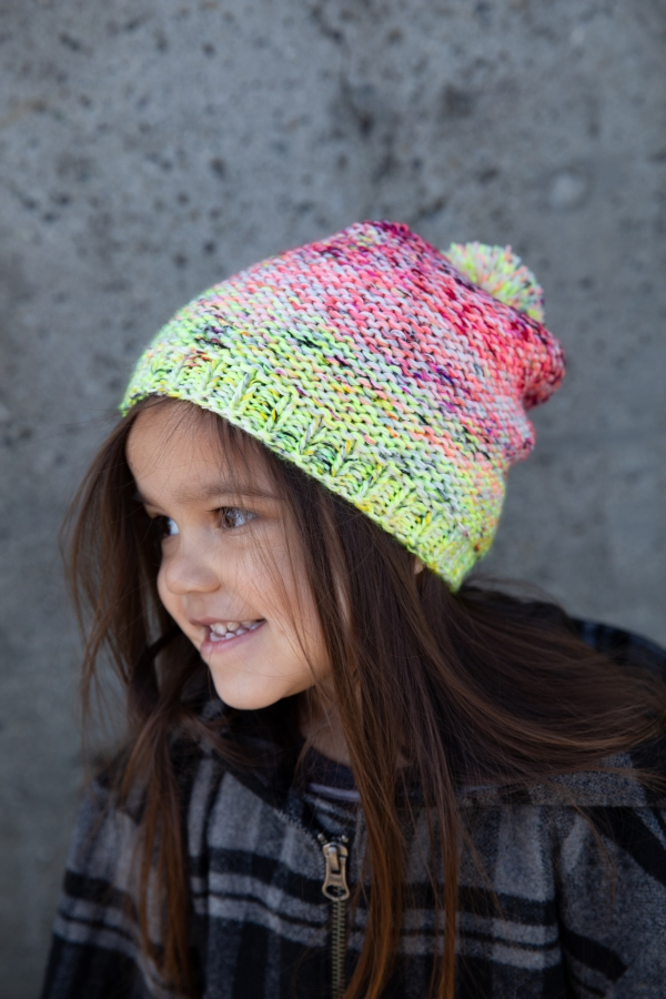 9b8722a393d Lily was LOVING a fade to pink Snap hat