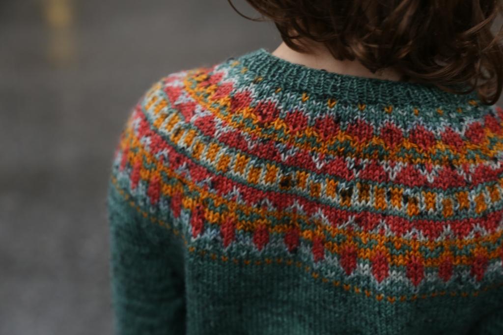 Trek Sweater Pattern