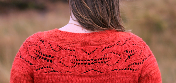 Lush Cardigan Pattern